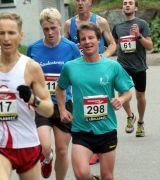 Bild på löpare med startnummer 61 i Hässelbyloppet 2014