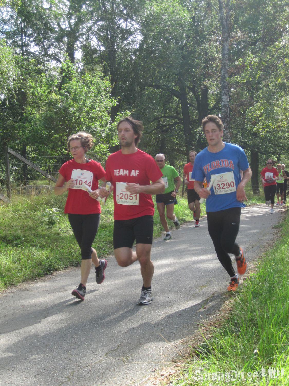 Bild från Bellmanstafetten (lördag) 2012
