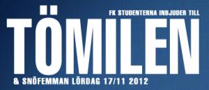 Tömilen och Snöfemman 2012