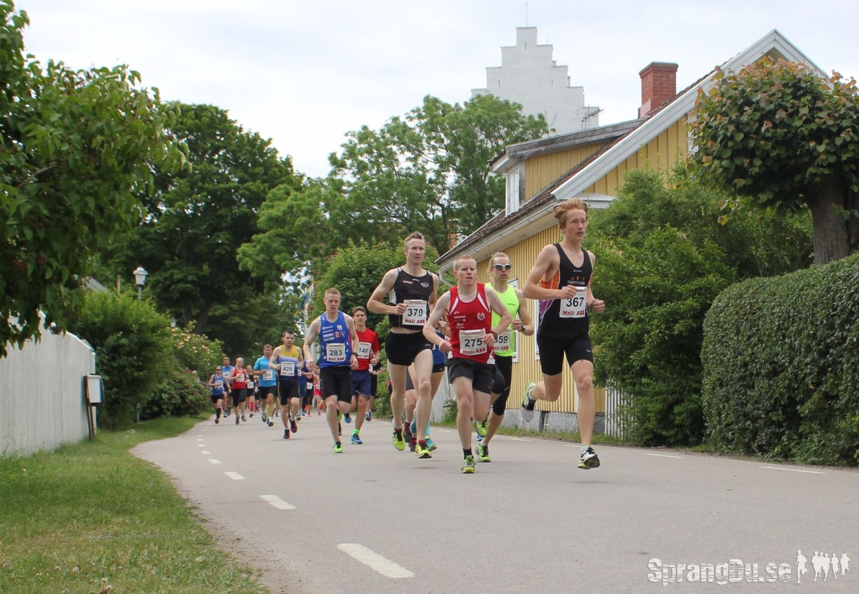 Bild från Kustmaran/Kristianopel Runt 2015