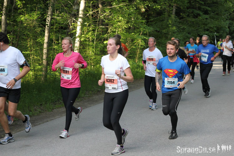 Bild från Blodomloppet Stockholm 2013