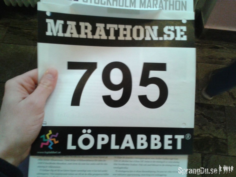 Bild från Vintermarathon 2014