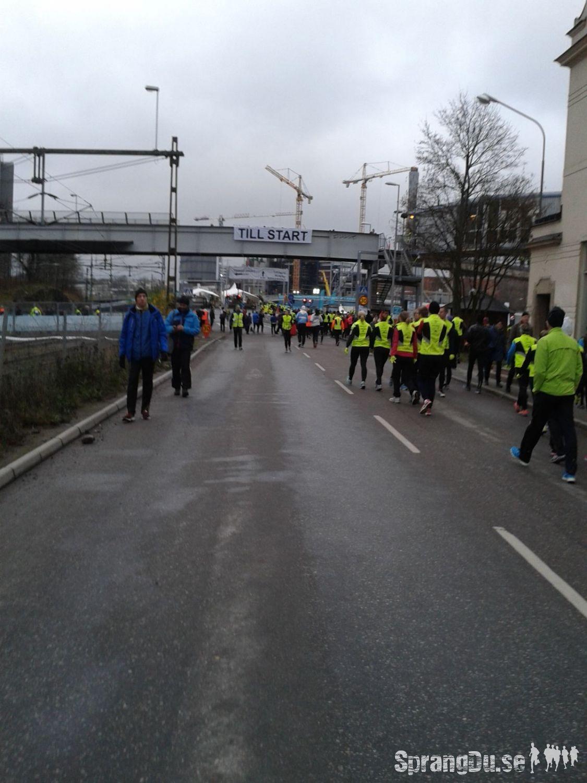 Bild från Stockholm Tunnel Run 2014