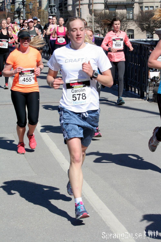 Bild från Women's Health Halvmarathon 2014