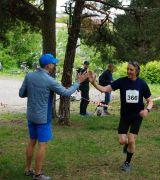 Bild på löpare med startnummer 366 i Runacademy Trail Challenge 2015