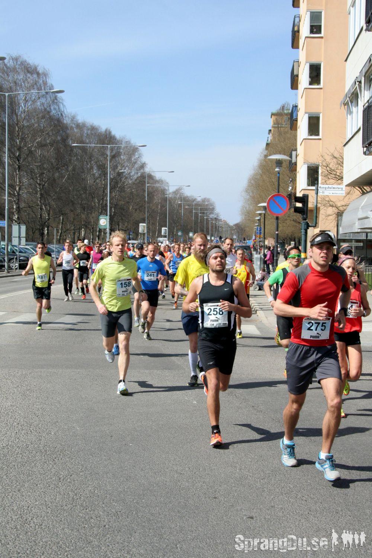 Bild från Kungsholmen Runt 2013