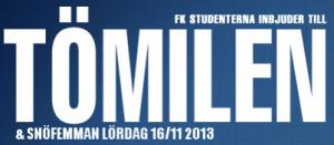 Tömilen och Snöfemman 2013
