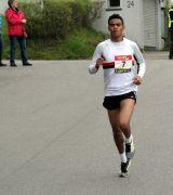 Bild på löpare med startnummer 7 i Hässelbyloppet 2014