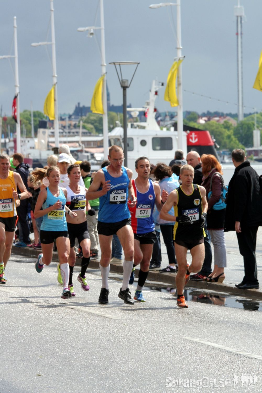 Bild från Stockholm Marathon 2014